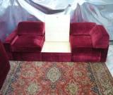 Neuanfertigung Sofa mit Stauraum 1