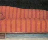 Sofa Landhausstil Streifen